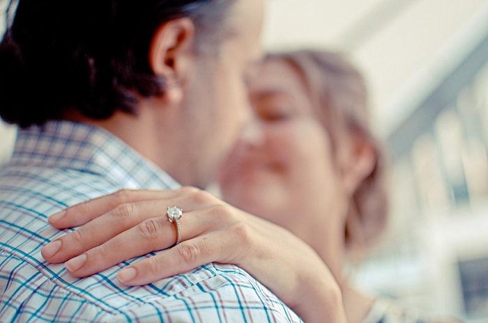 נישואין סיפור מרגש