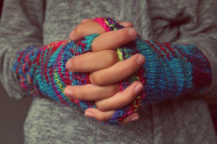 ידיים קרות