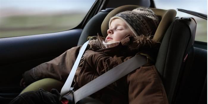 נסיעת ילדים בחורף