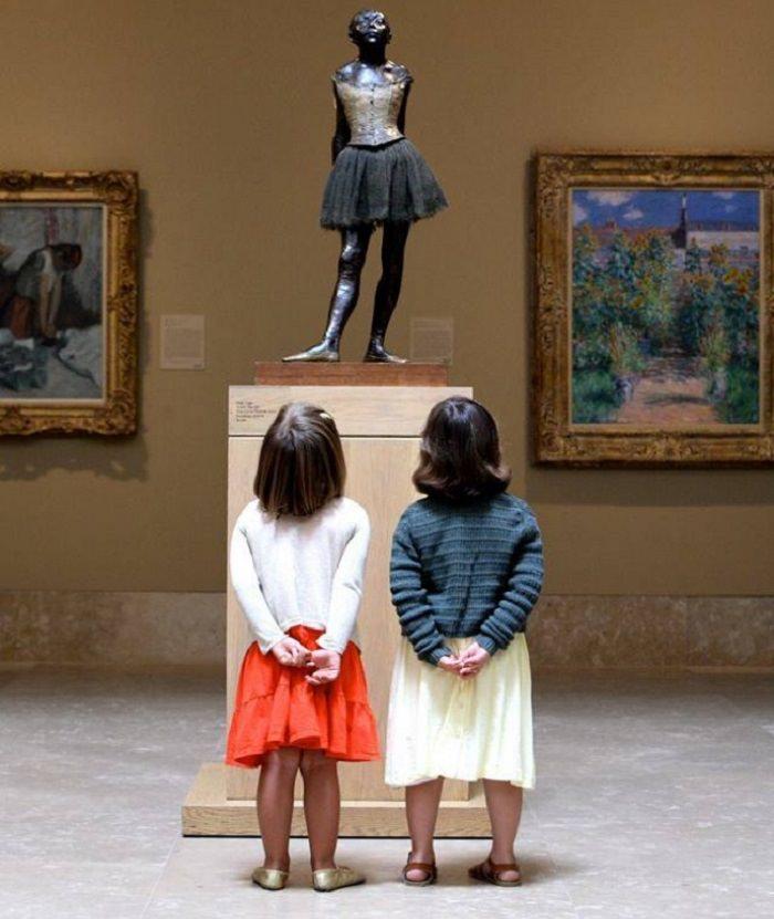 ילדים ומוזיאונים