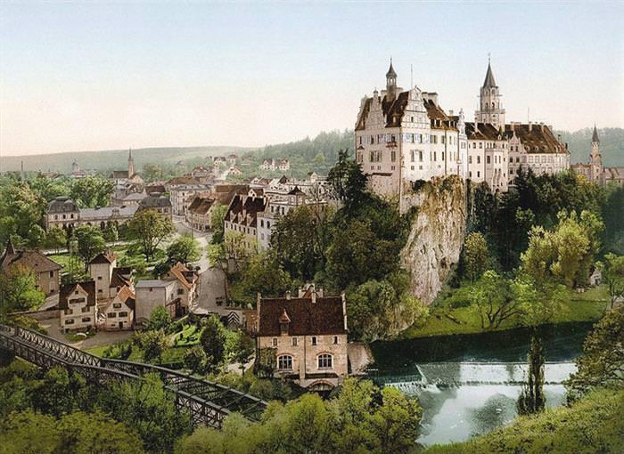 אירופה הישנה בצבע