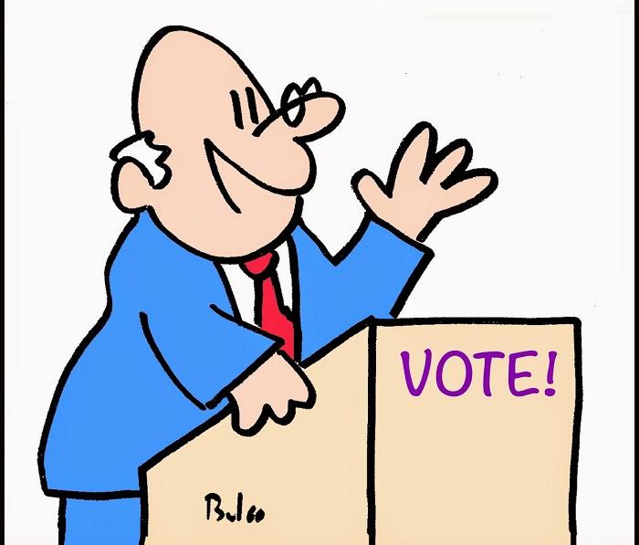 בדיחות פוליטיקאים בחירות