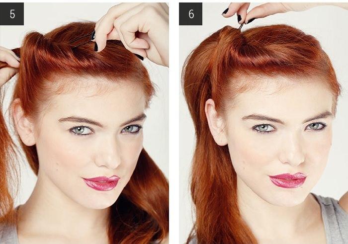 10 תסרוקות לשיער