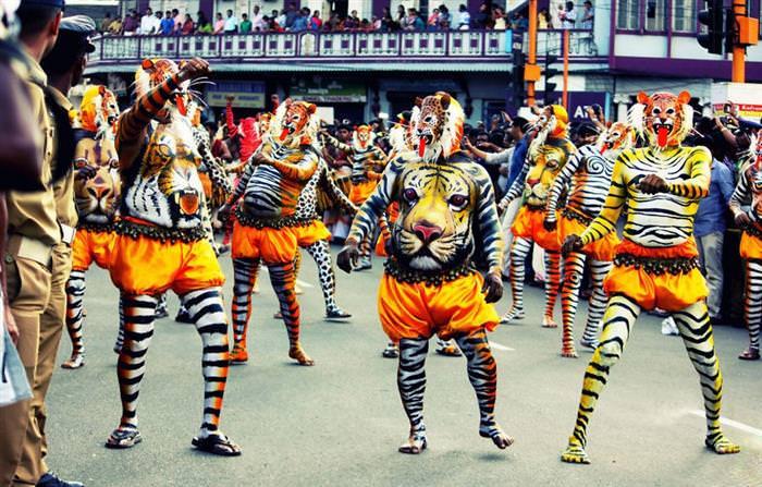 פסטיבלים מדהימים בעולם