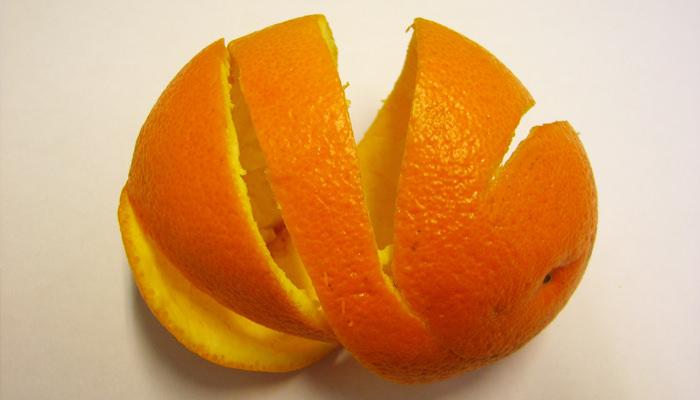 קליפות פרי הדר