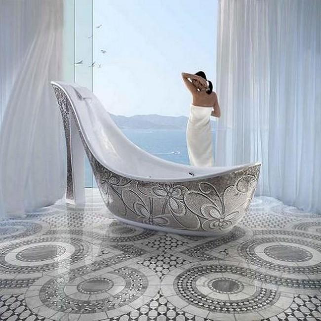 אמבטיות מיוחדות