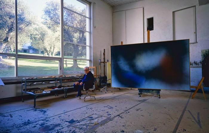 אמנים מפורסמים וחדרי עבודתם