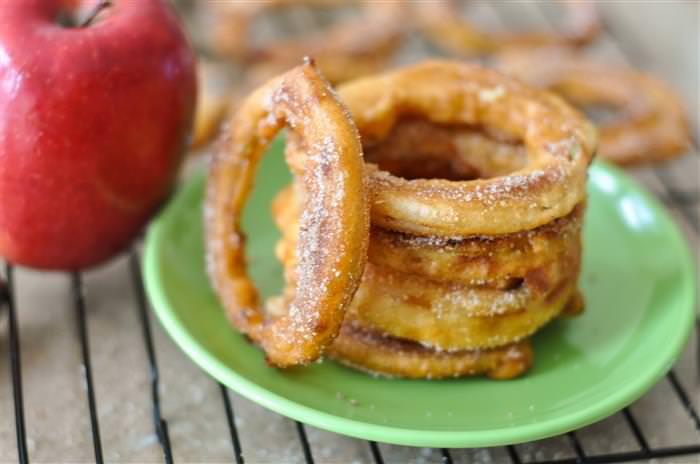 מתכונים עם תפוחים