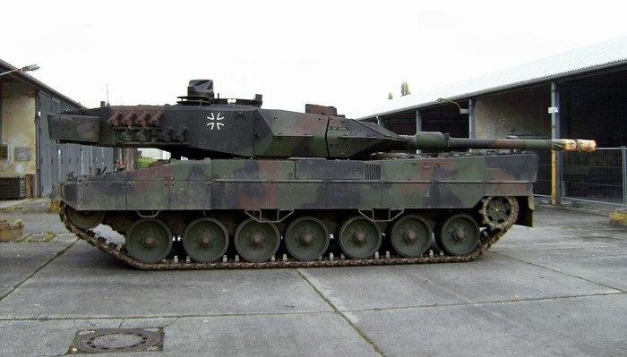 טנקים מתקדמים