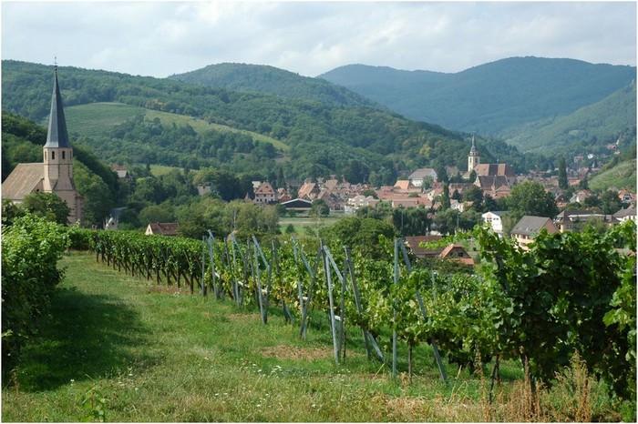 כפרים ועיירות בצרפת