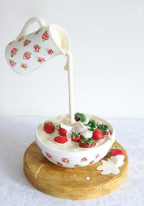 עוגות ריאליסטיות