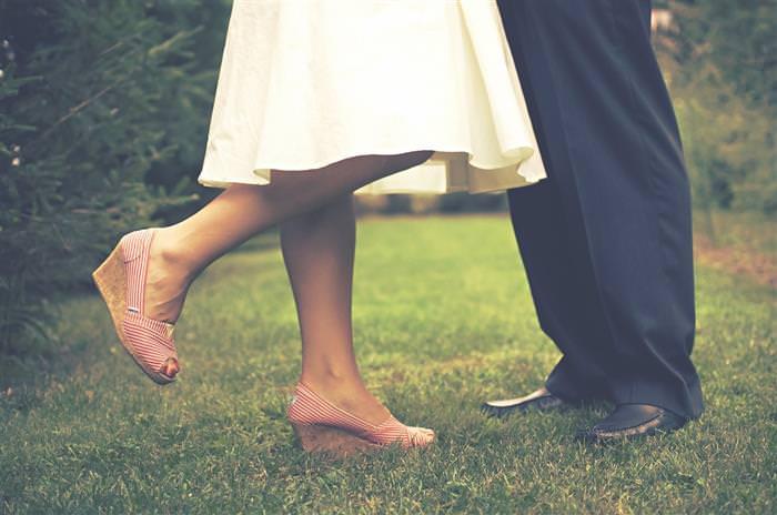 גבר שאוהב את האישה שלו