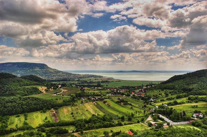 אתרים בהונגריה