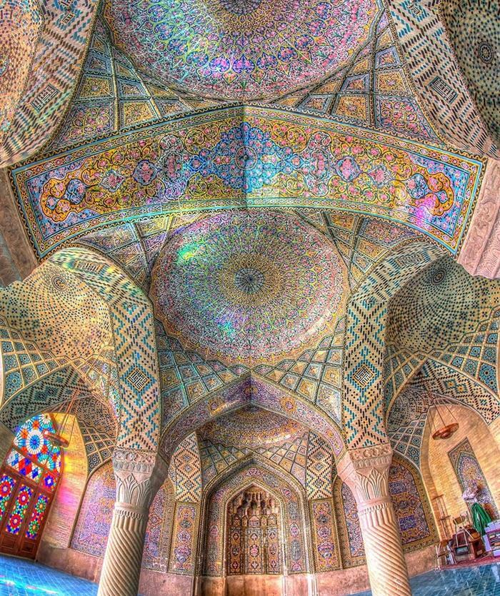תקרות מסגדים