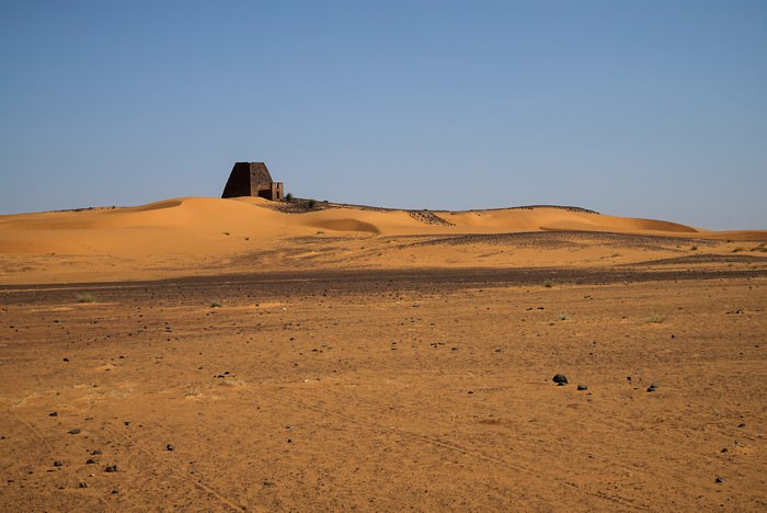 פירמידות בסודן