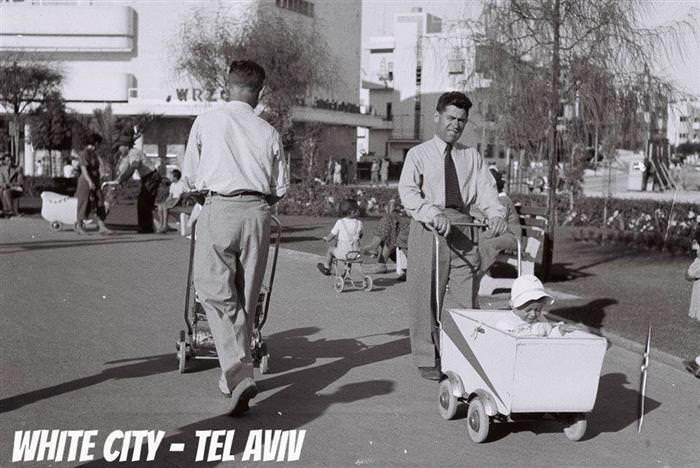 תל אביב תמונות נוסטלגיה