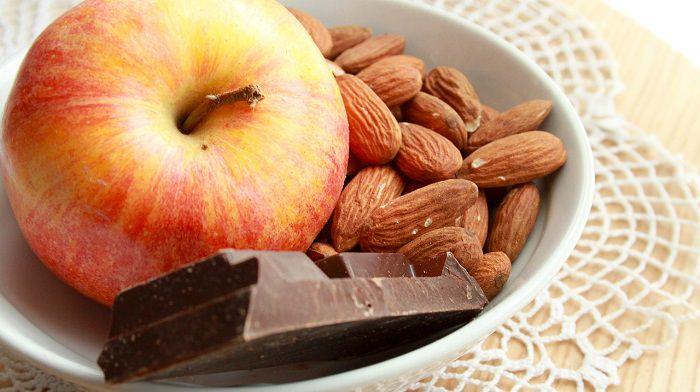 שיפור הבריאות עם תפוחי עץ