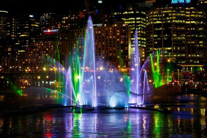 פסטיבל האורות של סידני