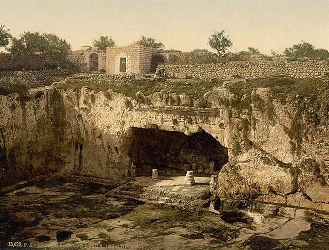 קברי המלכים בירושלים