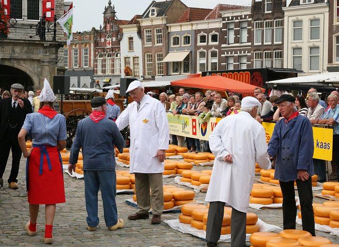 הולנד מחוץ לאמסטרדם
