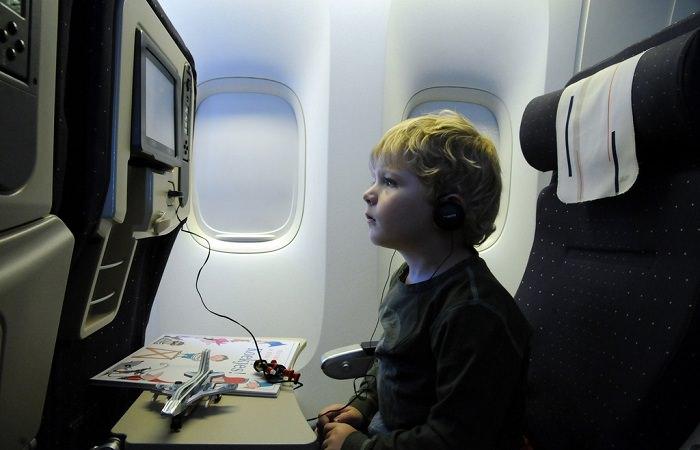מקומות מלוכלכים במטוס