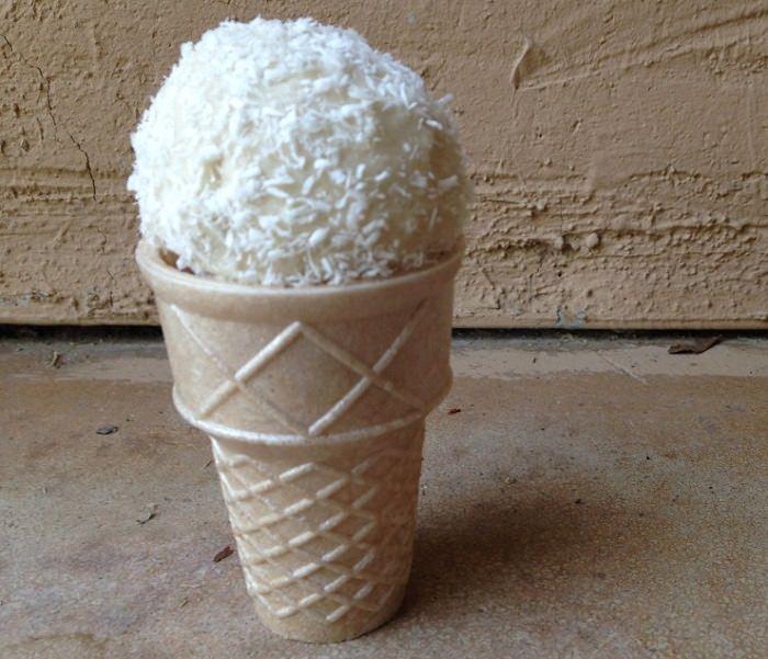 גלידות בבלנדר