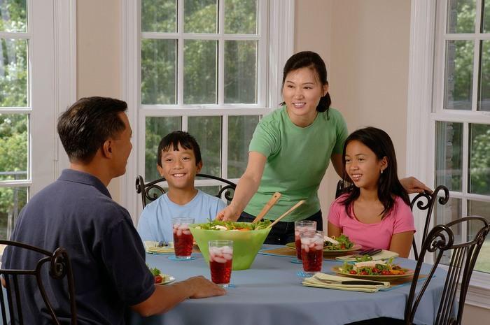 אורח חיים בריא לילדים