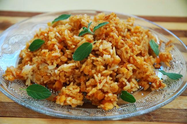 מתכוני עדות עם אורז