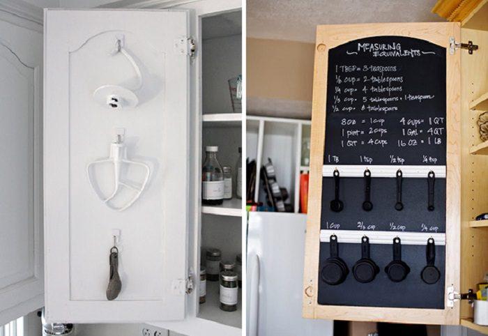 פתרונות אחסון למטבח