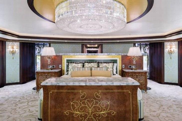 חדר השינה הראשי של הSolandge
