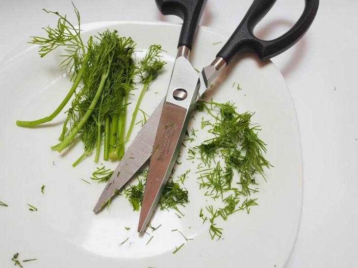 מספריים חותכי ירקות