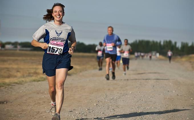 מבחן עיבוד מידע: מרוץ ריצה