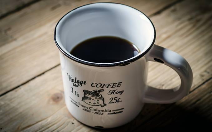 מבחן עיבוד מידע: כוס קפה