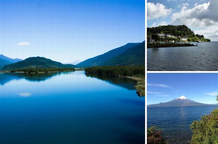 מקומות מדהימים בצ'ילה