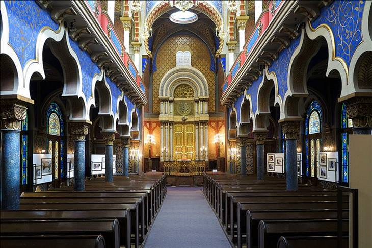 בית כנסת היובל, צ'כיה