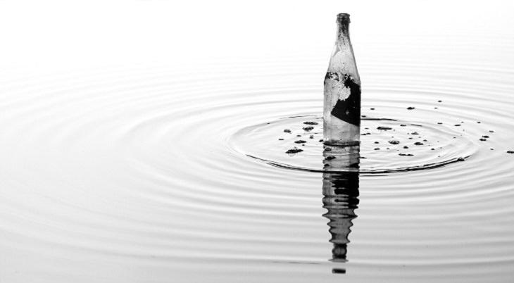 בקבוק מים