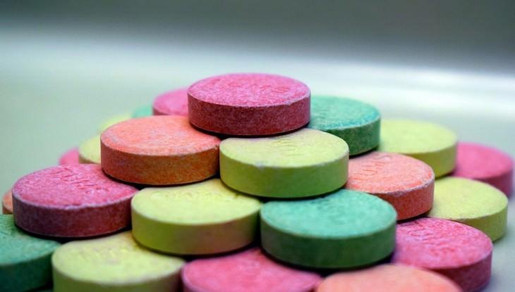 ערימת תרופות נוגדות צרבת