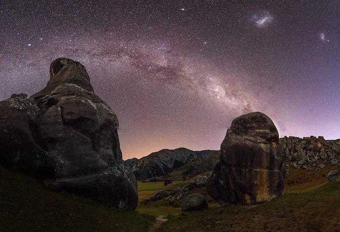 שמי הלילה של ניו זילנד