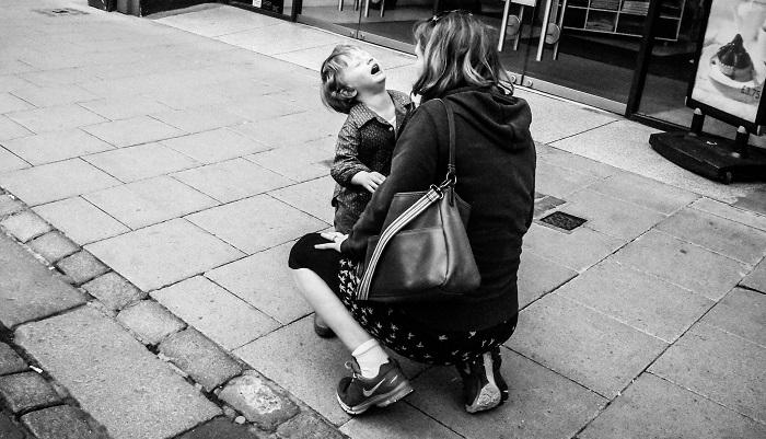 התפרצויות זעם אצל ילדים