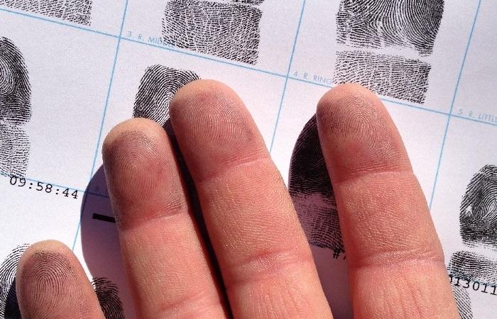 טביעות אצבע