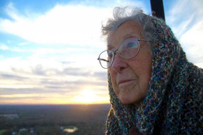 סבתא מעוררת השראה