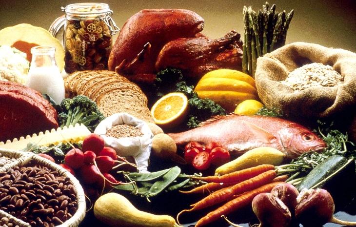 מיתוסים על מאכלים