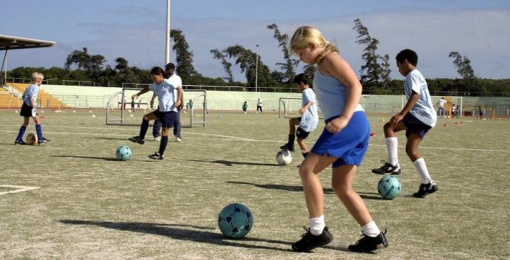 מדוע ילדים צריכים להתאמן?