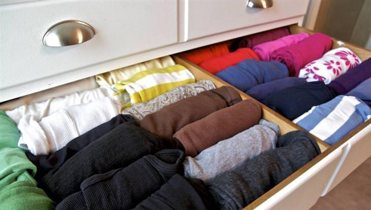 אחסון בגדי חורף