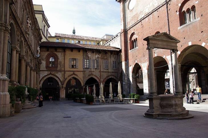 אתרים מומלצים במילאנו
