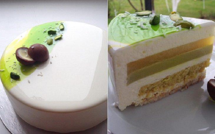 עוגות מראה