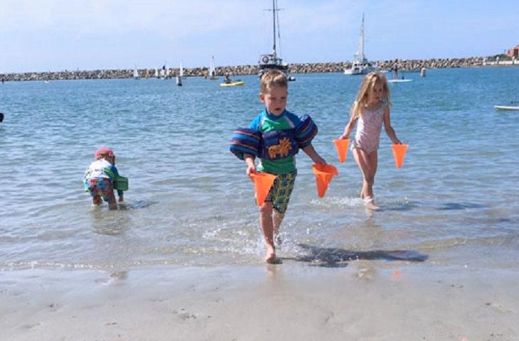משחקי חוף ובריכה
