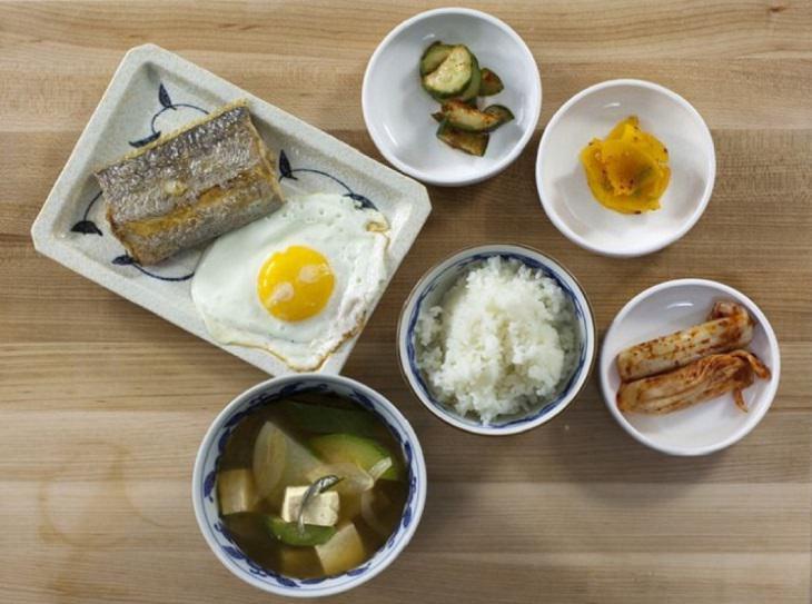 מתכונים לארוחות בוקר מסביב לעולם