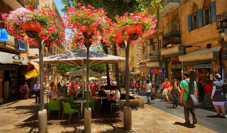 שיר אהבה לעיר ירושלים
