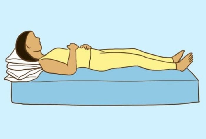 תנוחות שינה בריאות